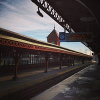 Photo taken at Amtrak/SEPTA: Wilmington Station by Raihan A. on 1/6/2013