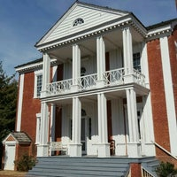 Photo taken at Vann House Historic Site by Kathy U. on 10/20/2016