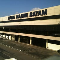 Photo taken at Hang Nadim International Airport (BTH) by Hotman D. on 1/30/2013