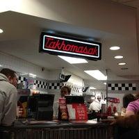 Photo taken at Steak 'n Shake by Dan M. on 1/5/2013