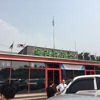 Photo taken at Mokgam Service Area by Wonho K. on 6/9/2016