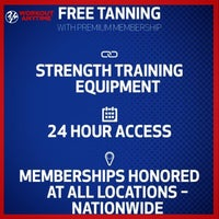 Photo taken at Workout Anytime Milton by Workout Anytime Franchising, LLC on 12/23/2016
