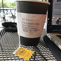Photo taken at dal.komm COFFEE by Alia Z. on 5/4/2017