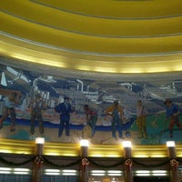 Photo taken at Cincinnati Museum Center at Union Terminal by Mike L. on 12/22/2012
