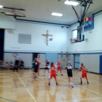 Photo taken at Immaculate Heart of Mary School by Mike L. on 11/10/2012