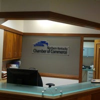 Photo taken at Northern Kentucky Chamber Of Commerce by Mike L. on 12/19/2012