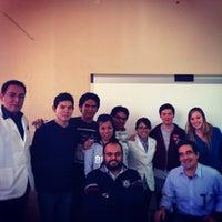 Photo taken at Laboratorio de Microbiologia Clinica by Artemio R. on 11/26/2012
