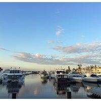 Photo taken at Marina Bay Marine Resort by Ian T. on 2/3/2017
