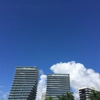 Photo taken at Coconut Grove by Ian T. on 9/15/2016