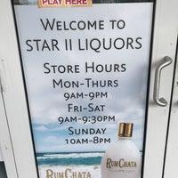 Photo taken at Star Liquors Ii by Ian T. on 1/29/2018