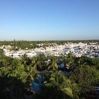 Photo taken at Marina Bay Marina by Ian T. on 10/17/2012