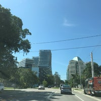 Photo taken at Coconut Grove by Ian T. on 9/5/2017