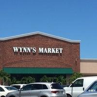 Photo taken at Wynn's Market by Ian T. on 6/28/2017