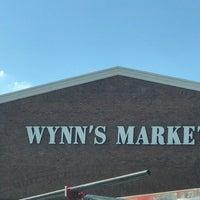 Photo taken at Wynn's Market by Ian T. on 11/30/2017