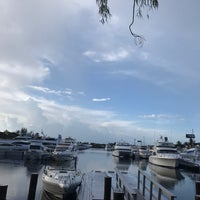 Photo taken at Marina Bay Marine Resort by Ian T. on 8/28/2017