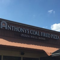 Photo taken at Anthony's Coal Fired Pizza by Ian T. on 1/19/2017