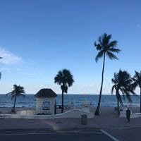 Photo taken at Ft. Lauderdale Beach @ Beach Place by Ian T. on 6/19/2018