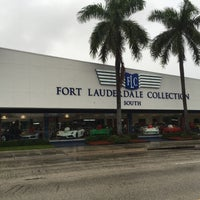 Photo taken at Fort Lauderdale Collection South by Ian T. on 12/4/2015