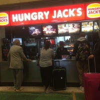 Photo taken at Hungry Jack's by Yulianto Oen Wheatley &. on 6/27/2014