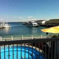 Photo taken at Chippewa Hotel Waterfront by Wanda S. on 6/13/2013