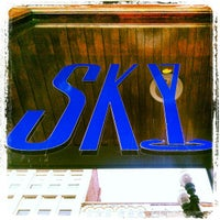 Photo taken at Sky Nightclub and Lounge by Arthur C. on 1/13/2013