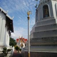 Photo taken at Wat Sao Thong Tong by : P on 12/5/2015