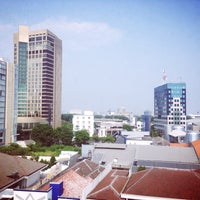 Photo taken at Hotel Cendana by Heri P. on 10/15/2014