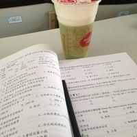 Photo taken at 沈阳师范大学南区食堂 by Daria S. on 10/17/2013