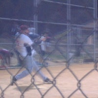 Photo taken at Bob Havins Fields by Alett R. on 4/1/2013