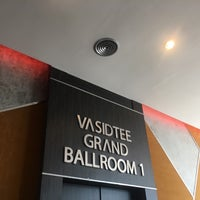 Photo taken at Vasidtee City Hotel by Apple D. on 11/12/2017