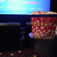 Photo taken at City Cinema by Marwan S. on 10/28/2013