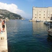 Photo taken at Dubrovnik Port by Jepi M. on 7/12/2013