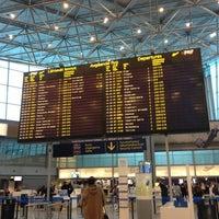 Photo taken at Helsinki Airport (HEL) by Chiaki K. on 3/13/2013