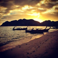 Photo taken at Phi Phi Islands by Dmitry on 3/16/2013