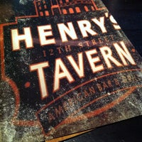Photo taken at Henry's 12th Street Tavern by Diana L. on 11/9/2012