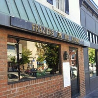 Photo taken at Frazier's on the Avenue by August A. on 9/15/2012