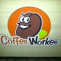 Photo taken at Coffee Workee Tanjung Duren by Andre L. on 11/11/2012