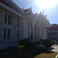 Photo taken at Phra Nakhon Si Ayutthaya Provincial Court by Chai C. on 6/3/2014