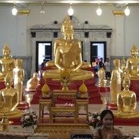 Photo taken at Wat Sothon Wararam Worawihan by Chai C. on 2/17/2013
