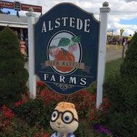 Photo taken at Alstede Farm by simon c. on 9/29/2013