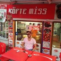 Photo taken at köfte miss by Yaşar A. on 7/17/2013