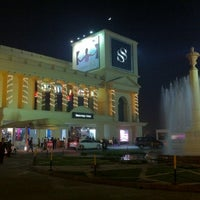 Photo taken at Shipra Mall by Akhil G. on 11/17/2012