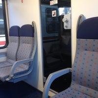 Photo taken at Stazione Di Cividale Del Friuli by Giada B. on 11/9/2012