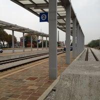 Photo taken at Stazione Di Cividale Del Friuli by Giada B. on 10/26/2012