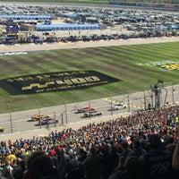 Photo taken at Kansas Speedway by Ryan on 10/22/2017
