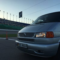 Photo taken at Kansas Speedway by Ryan on 7/21/2017