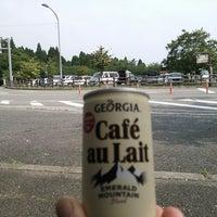 Photo taken at 英彦山 別所駐車場 by カレーパンマン on 6/14/2014