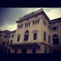 Photo taken at Museum Siam by Zoomplus T. on 10/23/2012