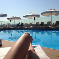 Photo taken at DoubleTree by Hilton Hotel Istanbul - Moda by Яна Г. on 7/26/2013