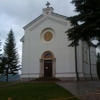Photo taken at Manastir Sveti Dimitrije, Divljana by Дејан Ћ. on 2/24/2013
